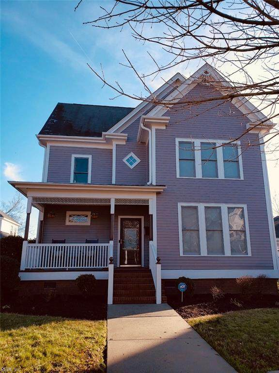 221 W 33rd St St, Norfolk, VA 23504 (MLS #10305496) :: Chantel Ray Real Estate