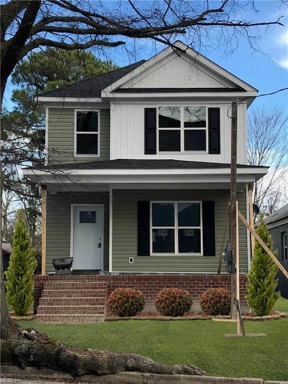 1408 Marshall Ave, Norfolk, VA 23504 (#10305613) :: Kristie Weaver, REALTOR