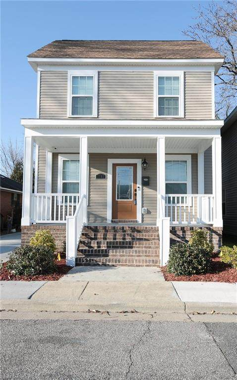 1040 Baltimore St, Norfolk, VA 23505 (#10305907) :: Austin James Realty LLC