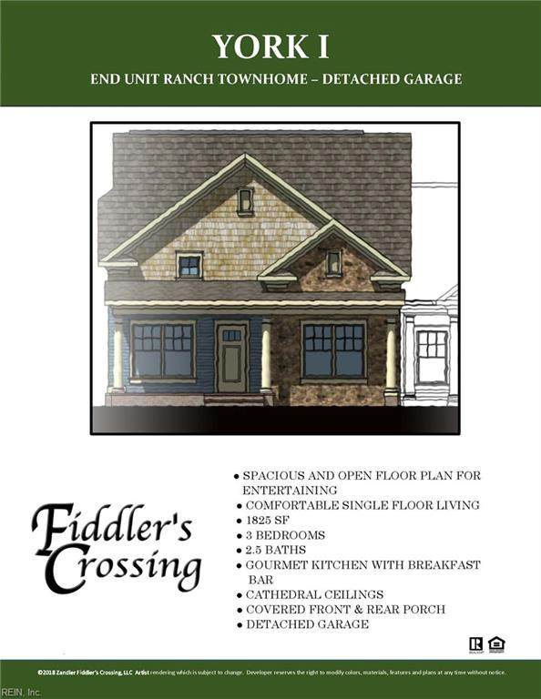 7361 Fiddler's Ln, Gloucester County, VA 23061 (#10305933) :: Austin James Realty LLC