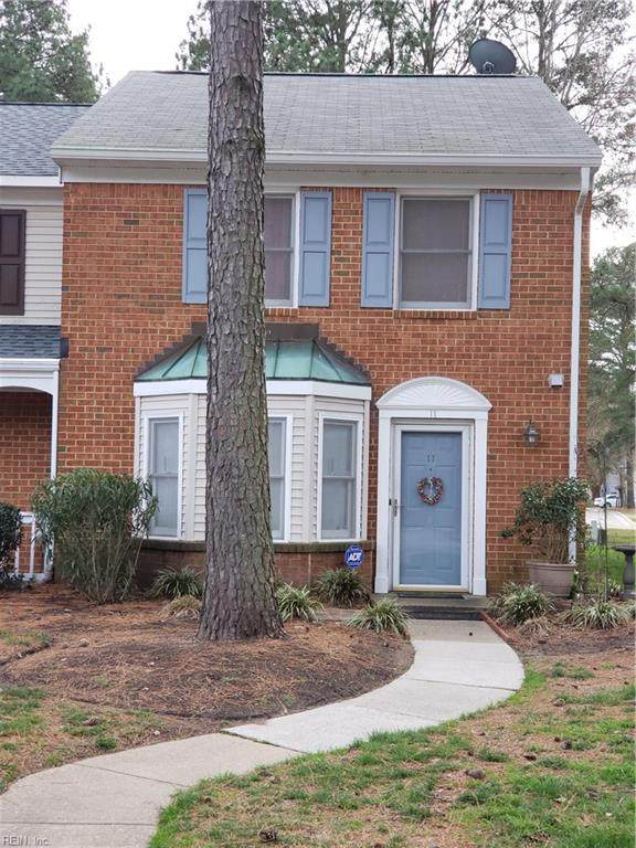 11 Corwin Cir, Hampton, VA 23666 (MLS #10306660) :: Chantel Ray Real Estate