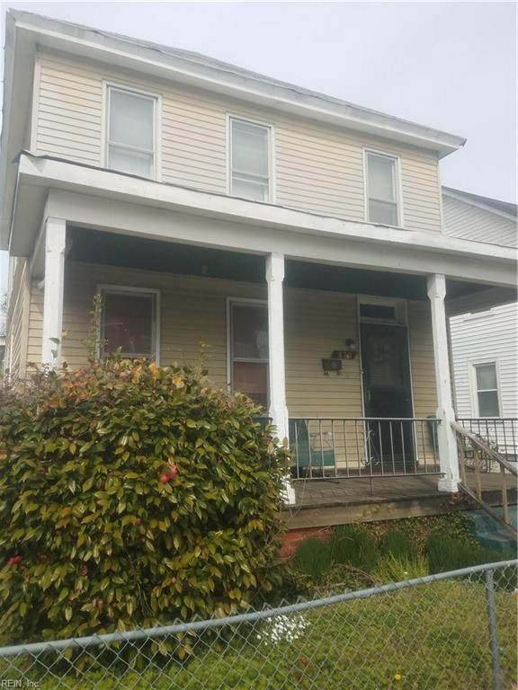 870 W 35th St, Norfolk, VA 23508 (#10308227) :: RE/MAX Central Realty