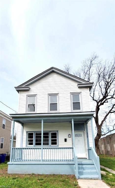 327 S Main St, Norfolk, VA 23523 (#10308552) :: Atlantic Sotheby's International Realty