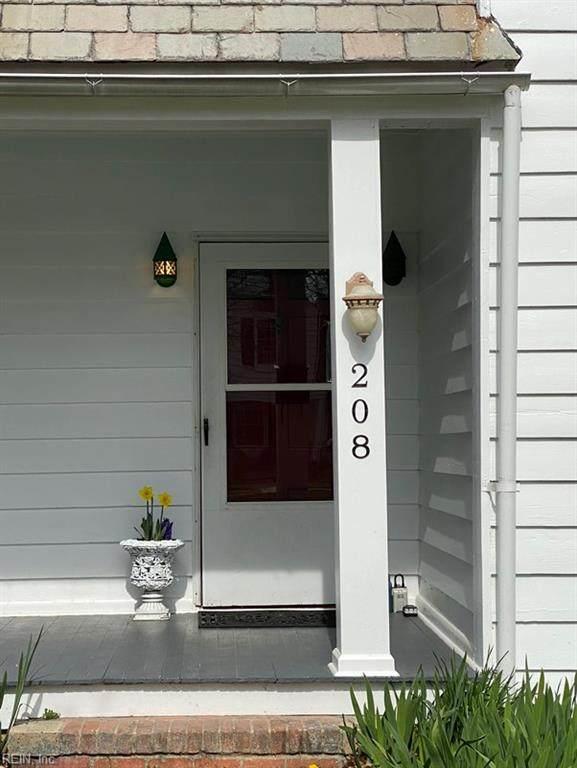 208 Palen Ave, Newport News, VA 23601 (MLS #10309794) :: Chantel Ray Real Estate