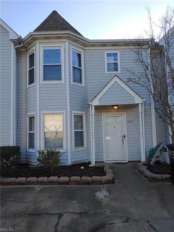 443 Greenview Dr, Virginia Beach, VA 23462 (MLS #10311043) :: Chantel Ray Real Estate