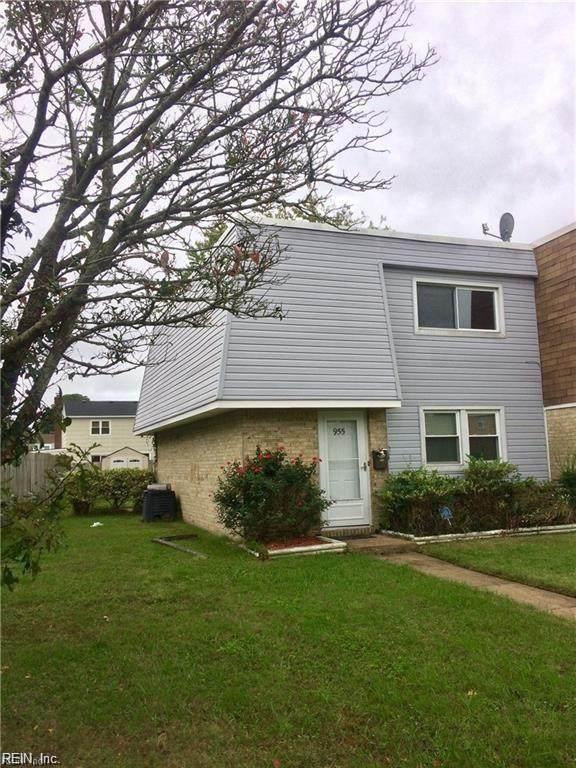 955 S Club House Rd, Virginia Beach, VA 23452 (MLS #10311634) :: Chantel Ray Real Estate
