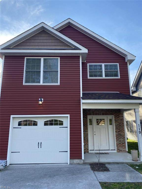 119 S Budding Ave, Virginia Beach, VA 23452 (#10312182) :: Berkshire Hathaway HomeServices Towne Realty