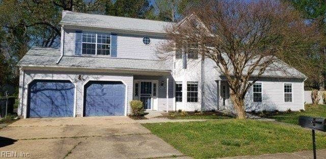 4109 Long Point Blvd, Portsmouth, VA 23703 (MLS #10312585) :: Chantel Ray Real Estate