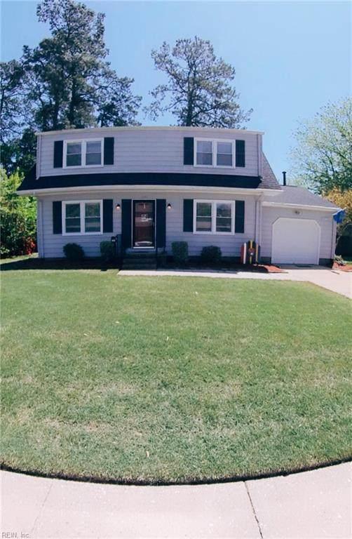 320 Rudisill Rd, Hampton, VA 23669 (MLS #10315609) :: Chantel Ray Real Estate