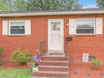 617 Nottingham Dr, Hampton, VA 23669 (#10322459) :: Kristie Weaver, REALTOR