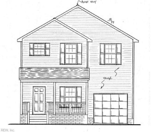 717 Fairland Ave, Hampton, VA 23661 (#10325403) :: Upscale Avenues Realty Group