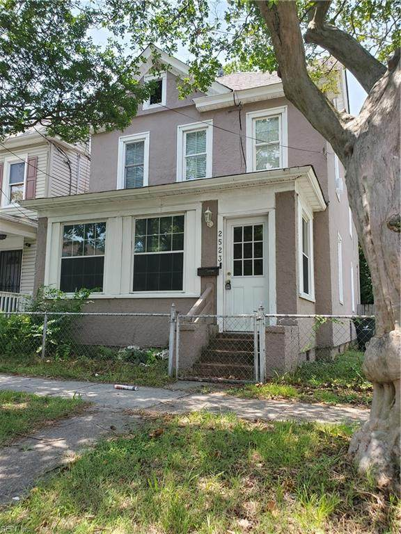 2523 Middle Ave, Norfolk, VA 23504 (#10325909) :: Upscale Avenues Realty Group
