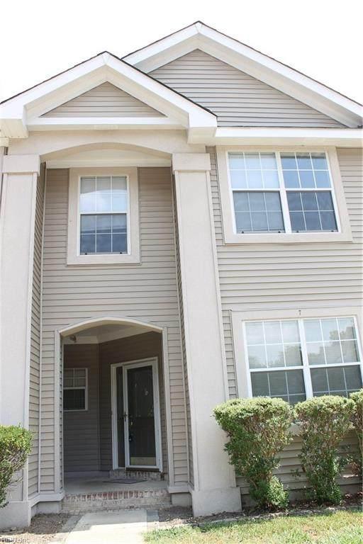 7 Red Leaf Pl, Hampton, VA 23666 (#10326470) :: Rocket Real Estate