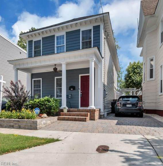 849 A Ave, Norfolk, VA 23504 (#10329849) :: Berkshire Hathaway HomeServices Towne Realty