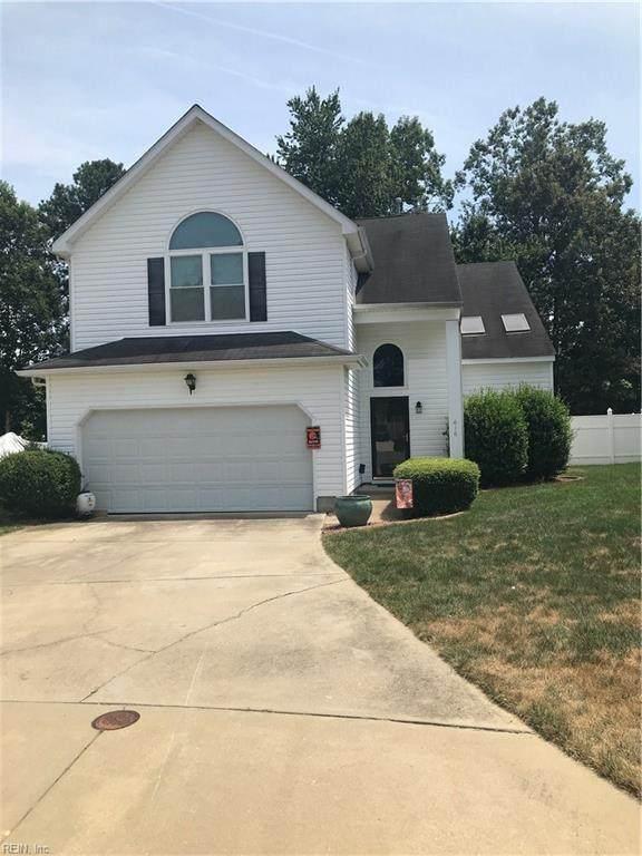 616 Cheeseman Ct, Newport News, VA 23608 (#10330529) :: The Kris Weaver Real Estate Team