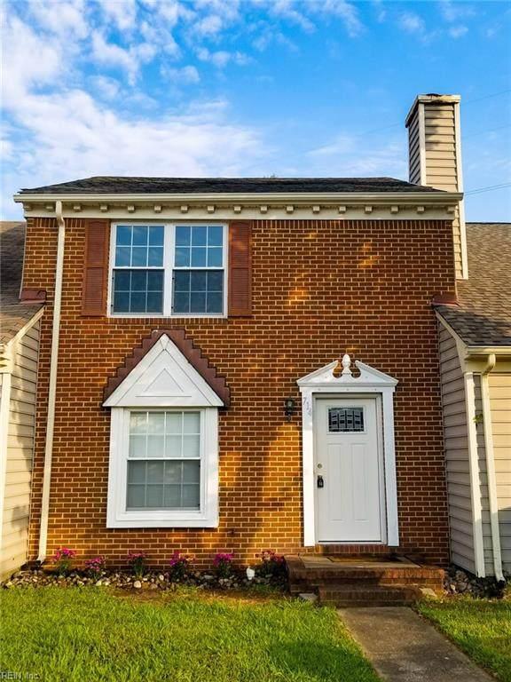 714 Huntly Dr, Chesapeake, VA 23320 (#10331389) :: Rocket Real Estate