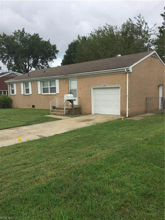 1605 Briarfield Rd, Hampton, VA 23661 (#10336519) :: Momentum Real Estate