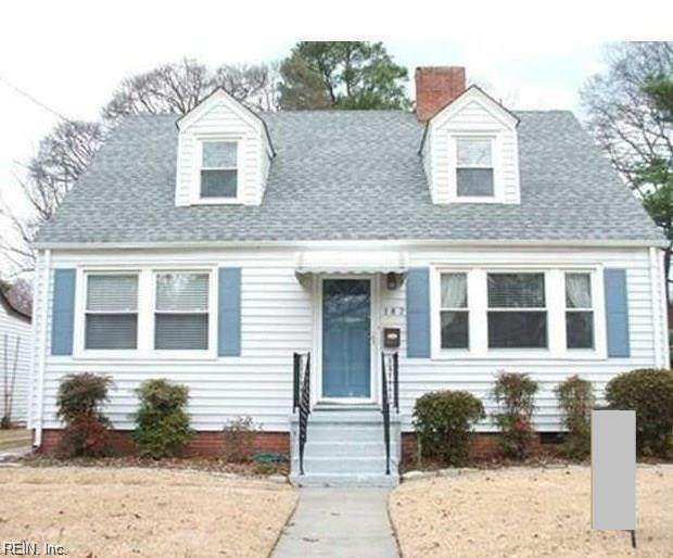182 W Lorengo Ave, Norfolk, VA 23503 (#10337297) :: Austin James Realty LLC