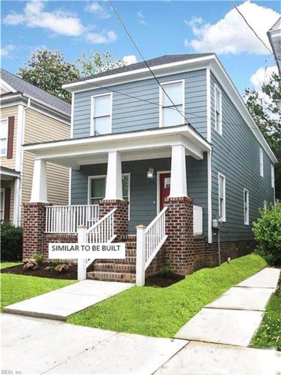 1106 Wall St, Norfolk, VA 23504 (#10339112) :: Berkshire Hathaway HomeServices Towne Realty
