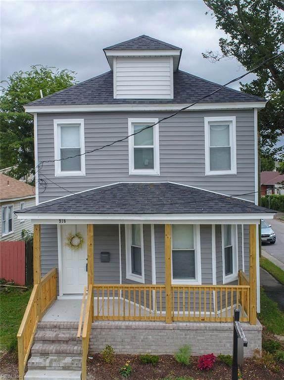 916 Joyce St, Norfolk, VA 23523 (#10339617) :: Encompass Real Estate Solutions