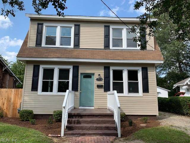 1724 Blair Ave, Norfolk, VA 23509 (#10339878) :: Kristie Weaver, REALTOR