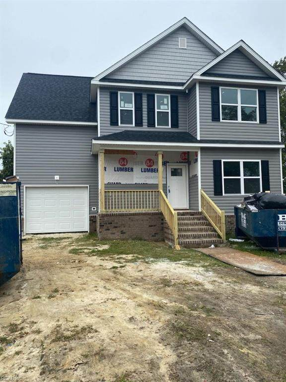 731 Childs Ave, Hampton, VA 23661 (#10343366) :: Seaside Realty