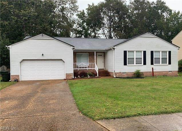 5 Hunter Trce, Hampton, VA 23669 (#10346438) :: Atkinson Realty