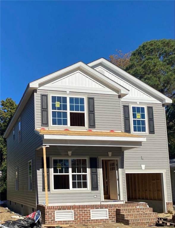 1231 21st St, Newport News, VA 23607 (#10350978) :: Avalon Real Estate