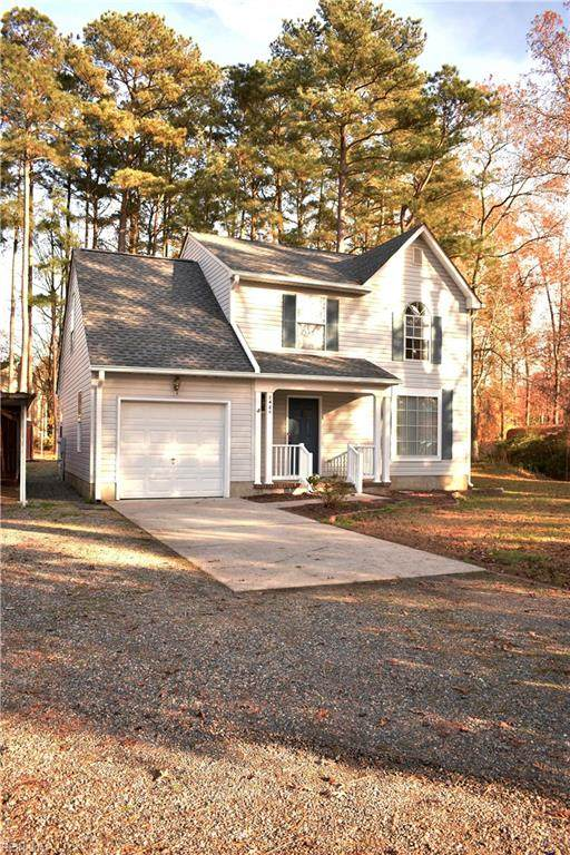 1420 Government Rd, York County, VA 23185 (#10352220) :: Atkinson Realty