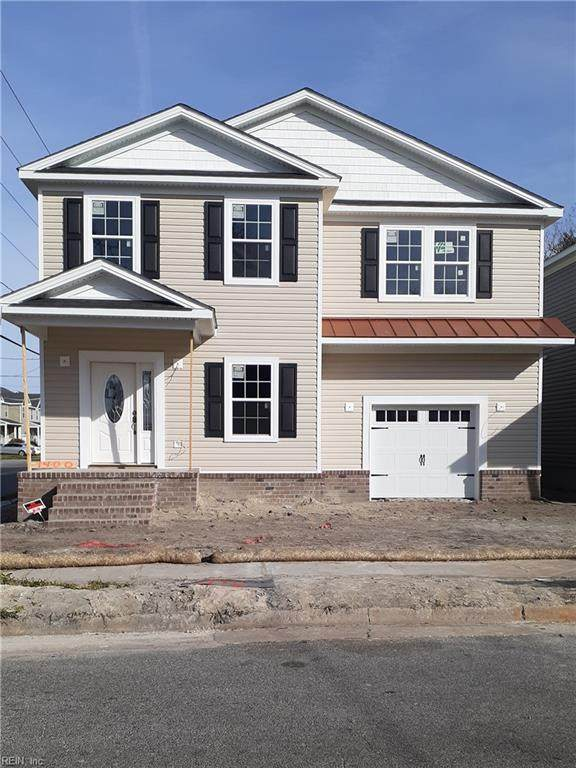 1400 Vine St, Norfolk, VA 23523 (#10353258) :: Judy Reed Realty