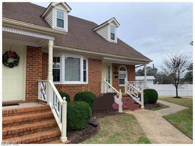 313 Clay St C, Franklin, VA 23851 (#10356719) :: Berkshire Hathaway HomeServices Towne Realty