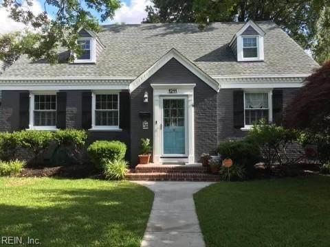 1211 Buckingham Ave, Norfolk, VA 23508 (#10357510) :: Momentum Real Estate