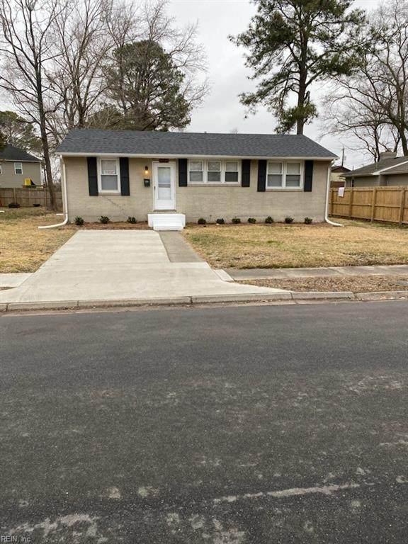 1217 Cleona Dr, Chesapeake, VA 23324 (#10358127) :: Crescas Real Estate