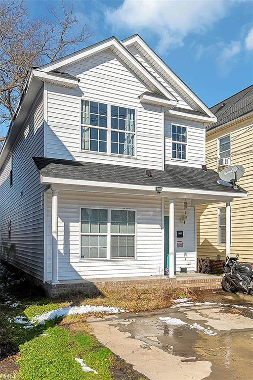 1209 Ohio St, Chesapeake, VA 23324 (#10359087) :: Verian Realty