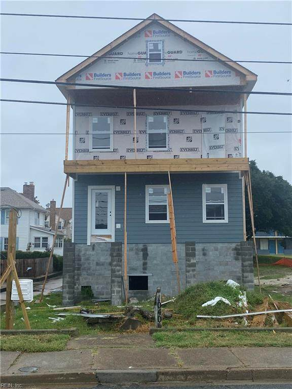 1040 W Ocean View Ave, Norfolk, VA 23503 (#10359117) :: Verian Realty