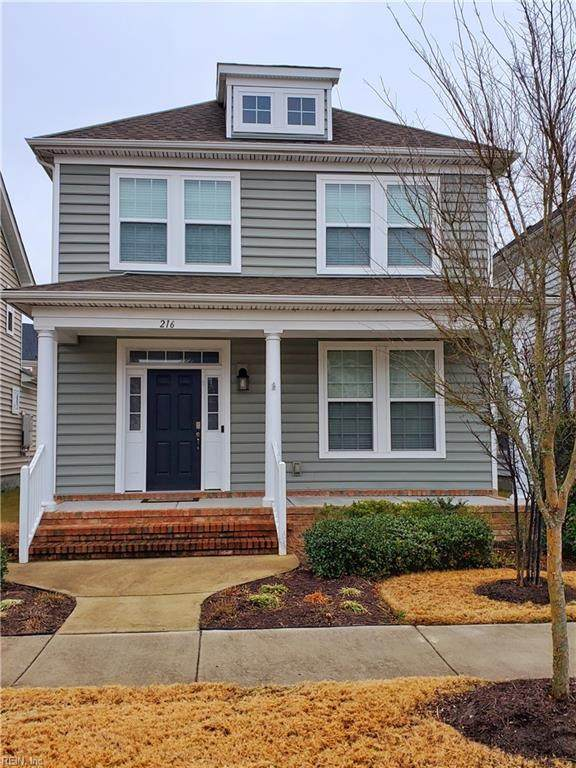 216 Goldin Dr, Portsmouth, VA 23701 (#10360124) :: Abbitt Realty Co.