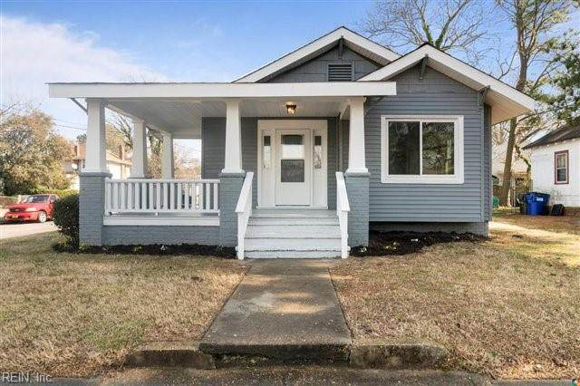 2840 Vimy Ridge Ave, Norfolk, VA 23509 (#10360607) :: Avalon Real Estate