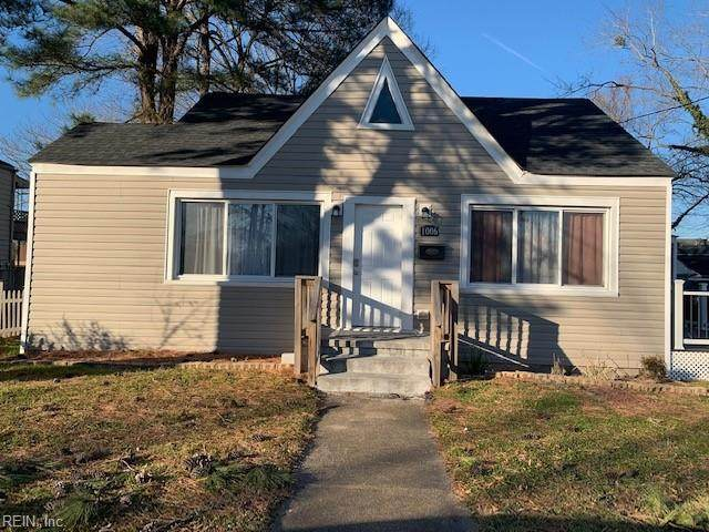 1006 Coolidge St, Portsmouth, VA 23704 (#10360990) :: Berkshire Hathaway HomeServices Towne Realty