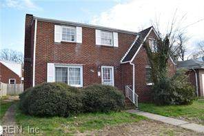 2843 E Princess Anne Rd, Norfolk, VA 23504 (#10362809) :: The Bell Tower Real Estate Team