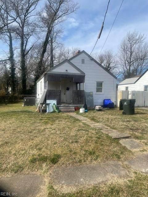 7823 Dallas St, Norfolk, VA 23505 (#10363372) :: Berkshire Hathaway HomeServices Towne Realty