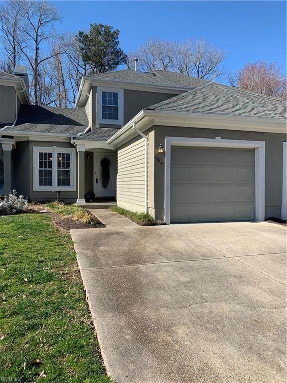 1014 Shoal Creek Trl, Chesapeake, VA 23320 (#10364390) :: Berkshire Hathaway HomeServices Towne Realty