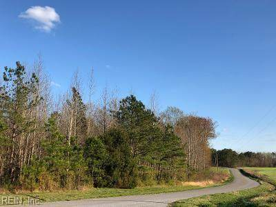 4 Ac Courthouse Rd, Sussex County, VA 23897 (#10366320) :: Berkshire Hathaway HomeServices Towne Realty