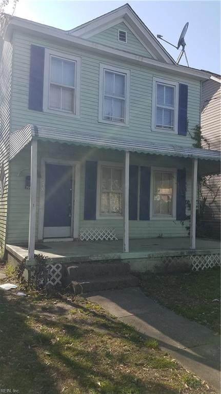 738 Mt Vernon Ave, Portsmouth, VA 23707 (#10366423) :: Rocket Real Estate