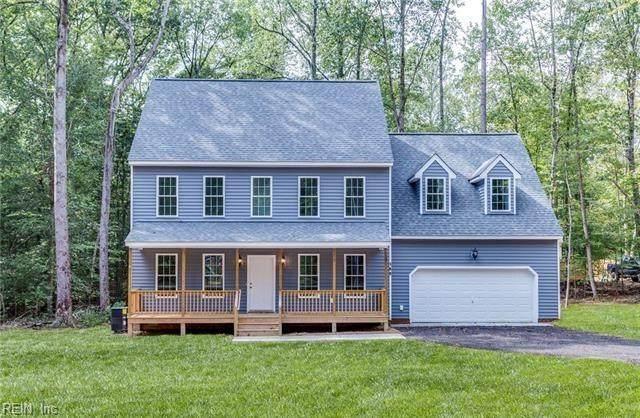 126 Wilderness Ln, James City County, VA 23188 (#10366849) :: Berkshire Hathaway HomeServices Towne Realty