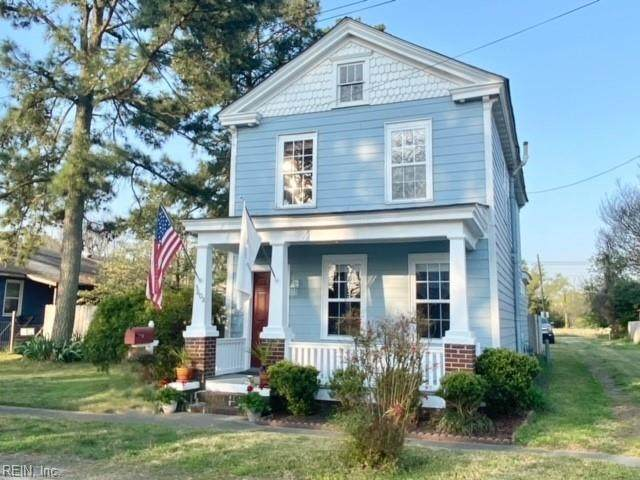 3608 Mariner Ave, Portsmouth, VA 23703 (#10370387) :: Berkshire Hathaway HomeServices Towne Realty