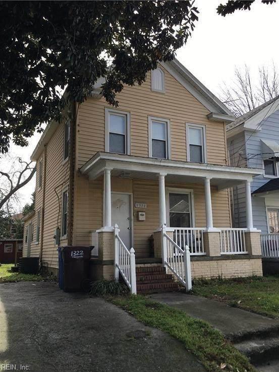 1322 18th St, Chesapeake, VA 23324 (MLS #10370752) :: AtCoastal Realty