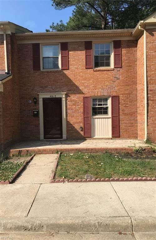 416 Hustings Ln E, Newport News, VA 23608 (#10373049) :: Berkshire Hathaway HomeServices Towne Realty