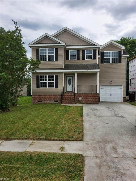 1612 Great Bridge Blvd, Chesapeake, VA 23320 (#10376311) :: Team L'Hoste Real Estate