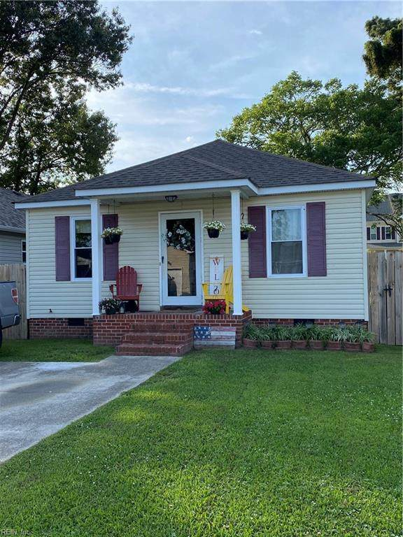 738 Luther St, Chesapeake, VA 23322 (#10381847) :: Berkshire Hathaway HomeServices Towne Realty