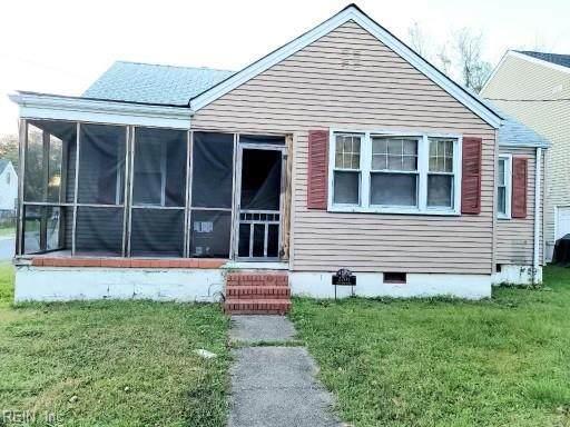 2701 Vimy Ridge Ave, Norfolk, VA 23509 (#10382267) :: Berkshire Hathaway HomeServices Towne Realty